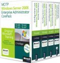 MS-5995, MCITP Windows Server 2008 Enterprise Administrator CorePack von Microsoft-Press, 3.140 S., 1 CD, EUR 229,-- (ET 02/12) 978-3-86645-995-3